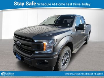 New 2020 Ford F-150  Stock: G13759